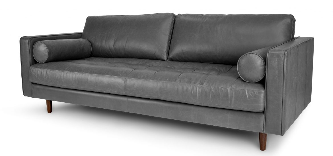 In Search Of The Perfect Leather Sofa